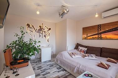 Gallery apartment 1